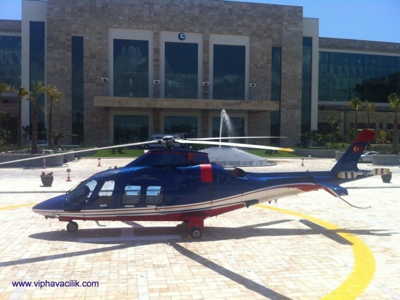 ANTALYA HELICOPTER TOURS