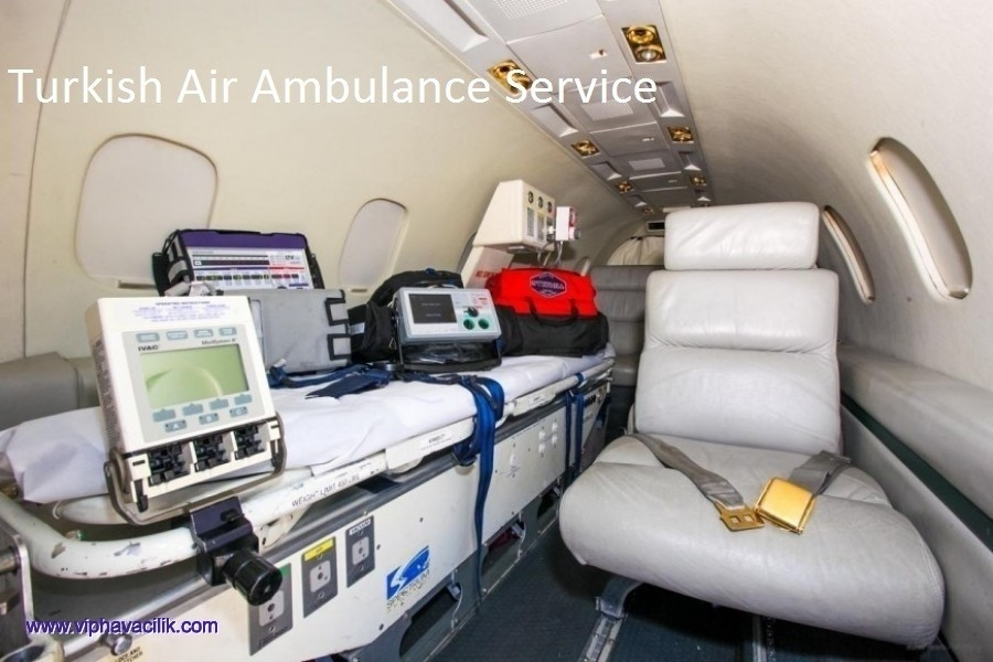 Air Ambulance Services Turkey