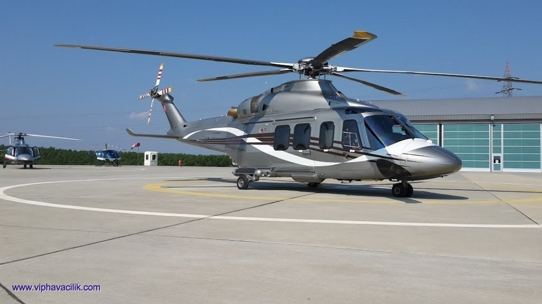Private Helicopter Charter Turkey