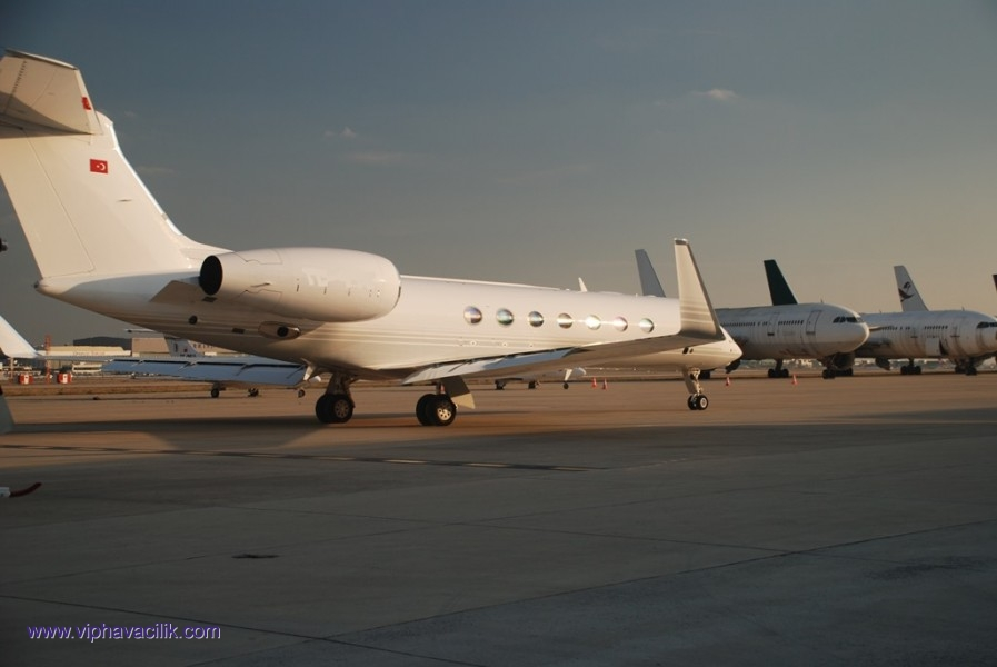 Executive Jet Charter Turkey