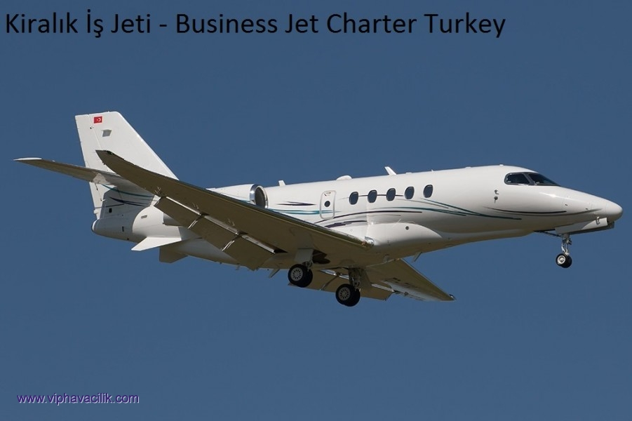 Business Jet Charter Turkey