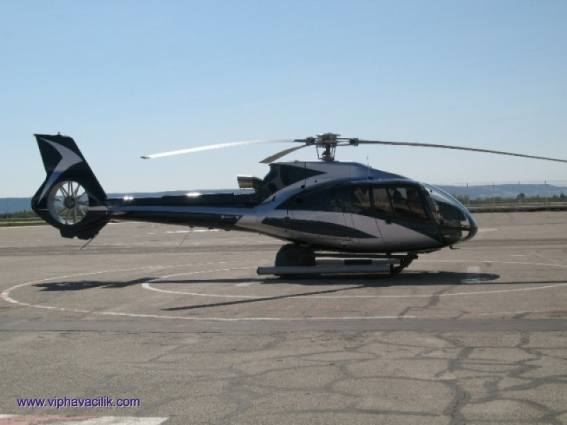VIPHAVACILIK.COM >> PRIVATE HELICOPTER CHARTER IZMIR || Eurocopter Ec130 B4