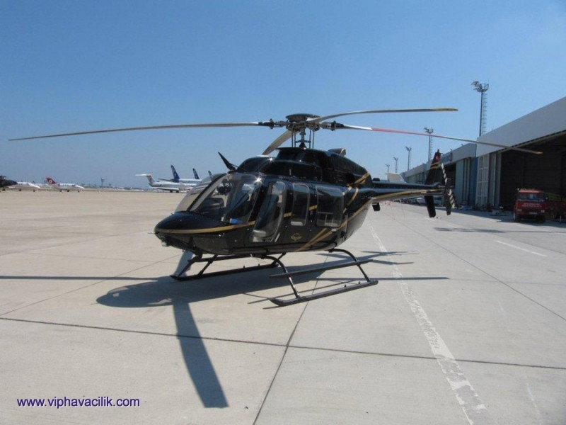 PRIVATE HELICOPTER CHARTER ISTANBUL - Private Helicopter Charter Istanbul | BELL 407, Turkey