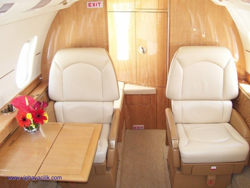 PRIVATE JET CHARTER ISTANBUL | LEARJET 60 XR ISTANBUL